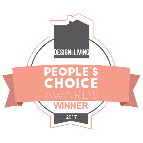 Design & Living People's Choice Award 2017