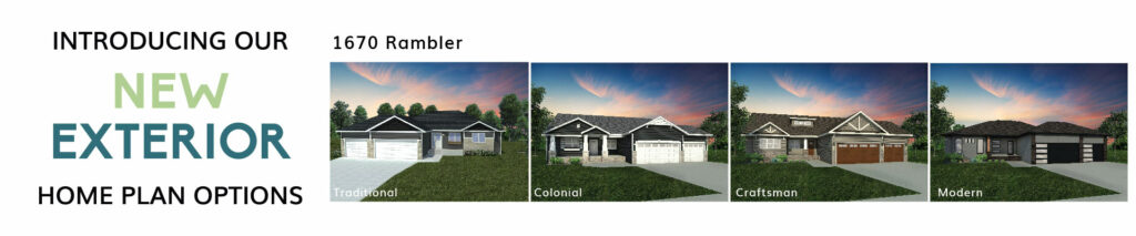Home Plans | Thomsen Homes