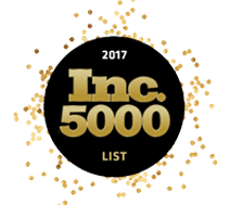Inc 5000 List 2017 Badge