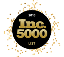 Inc 5000 List 2018 Badge