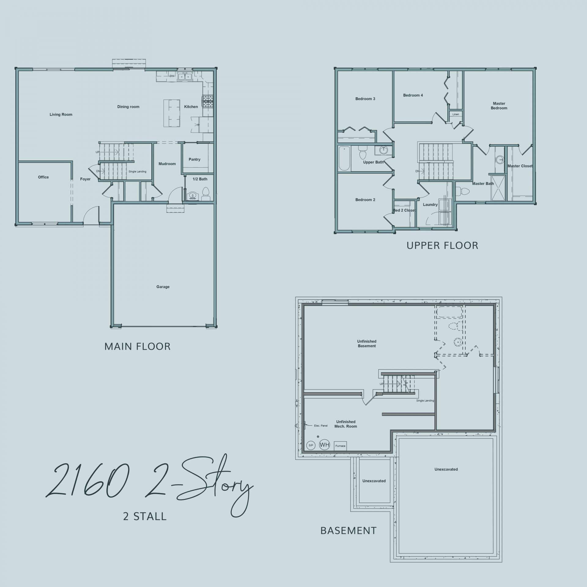 2160 2 Stall Plan