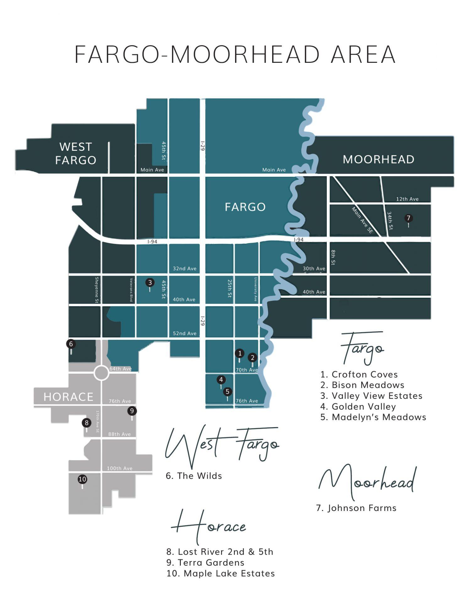 FM City Map
